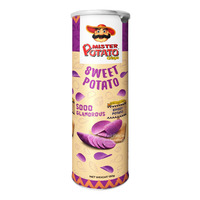 Mister Potato Crisps - Sweet Potato