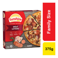 Sunshine Frozen Pizza - Meat Lovers'