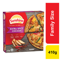 Sunshine Frozen Pizza - Extra Spicy Chicken