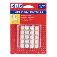 Rex Felt Protectors