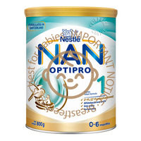 Nestle Nan Optipro Infant Milk Formula - Stage 1