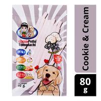 Petto Tomodachi Dog Snack - Cookie & Cream