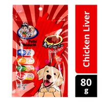 Petto Tomodachi Dog Snack - Chicken Liver