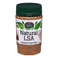 Mother Earth Natural Peanut Butter - LSA Blend