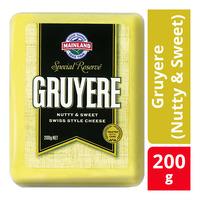 Mainland Cheese - Gruyere (Nutty & Sweet)