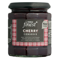 Tesco Finest Conserve Jam - Cherry