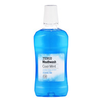 Tesco Alcohol Free Mouthwash - Cool Mint