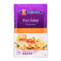 Emborg Cheese Slices - Port Salut