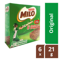 Milo Snack Bars - Original