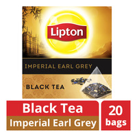 Lipton Pyramids Black Tea Bags - Imperial Earl Grey