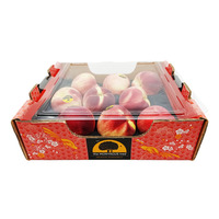Berry Licious Honey Queen White Peach Gift Box