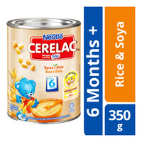 Nestle Cerelac Cereal - Rice & Soya