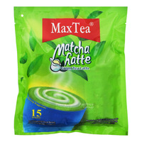 MaxTea Instant Drink - Matcha Latte (Green Tea)