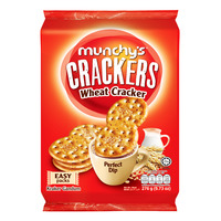 Munchy's Crackers - Wheat