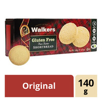 Walkers Gluten Free Shortbread - Original