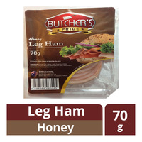 Butcher's Pride Leg Ham - Honey