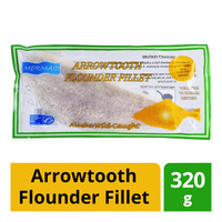 Mermaid Frozen Arrowtooth Flounder Fillet