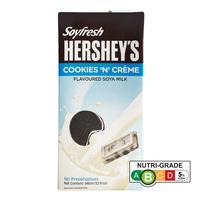 Soyfresh Hershey's Soya Milk - Cookies 'N' Creme
