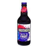 Brothers Premium Bottle Cider - Wild Fruit