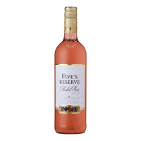 Van Loveren Five's Reserve Rose Wine - Merlot Rose