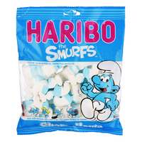 Haribo Chamallows - The Smurfs