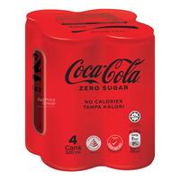 Coca-Cola Can Drink - Zero