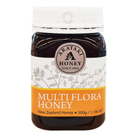 Arataki Honey - Multi Flora