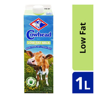 Cowhead 100% Fresh Milk - Low Fat