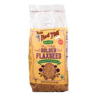 Bob's Red Mill Organic Golden Flaxseed - Whole Raw