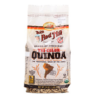 Bob's Red Mill Organic Whole Grain Quinoa - Tri-Color