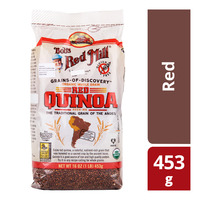 Bob's Red Mill Organic Whole Grain Quinoa -  Red