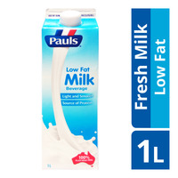 Paul's Fresh Milk - Low Fat