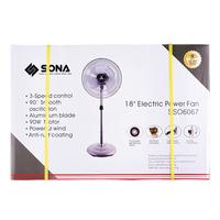 Sona Electric Power Fan - 46cm