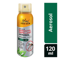 Tiger Balm Natural Mosquito Repellent - Aerosol