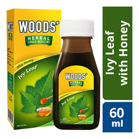 Woods' Herbal Cough Syrup - Ivy Leaf with Honey