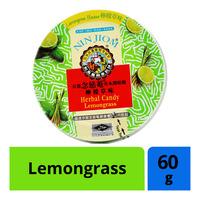 Nin Jiom Herbal Candy - Lemongrass (Tin)