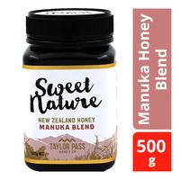 Sweet Nature Honey - Manuka Blend