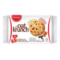 Munchy's Oat Krunch Crackers-Strawberry&Blackcurrent