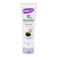Shokubutsu Radiance Facial Foam - Moisturizing