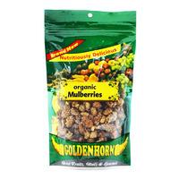 Golden Horn Mulberries - Organic