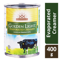 Golden Light Evaporated Creamer