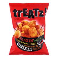 Treatz Potato Chips - Chilli