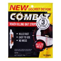 Combat Killing Bait Strips - Roach
