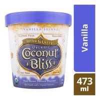 Luna & Larry's Organic Coconut Bliss Frozen Dessert - Vanilla