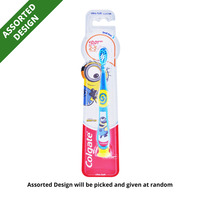 Colgate Kids Toothbrush - Minions (2 - 5 years)