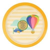 Bambusa Kids Round Plate - 21.5cm