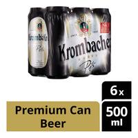 Krombacher Pils Premium Can Beer