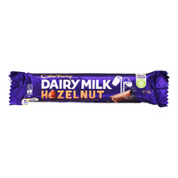 Cadbury Dairy Milk Chocolate Bar - Hazelnut