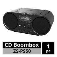 Sony CD Boombox (ZS-PS50)