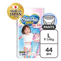 MamyPoko Air Fit Girl Pants- L  (9 - 14kg)